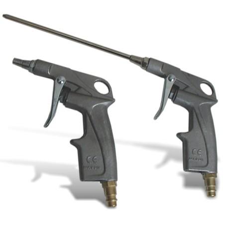 OP1100 - ofukovací pistole kovová