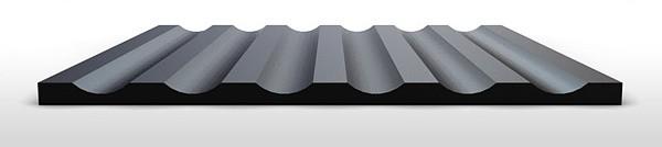 dielektrický koberec dezén s1