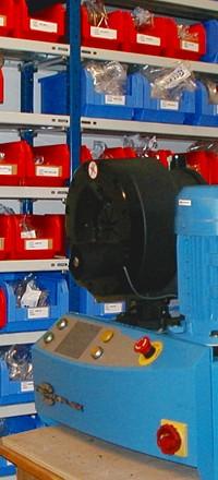 Armování hydrauliky