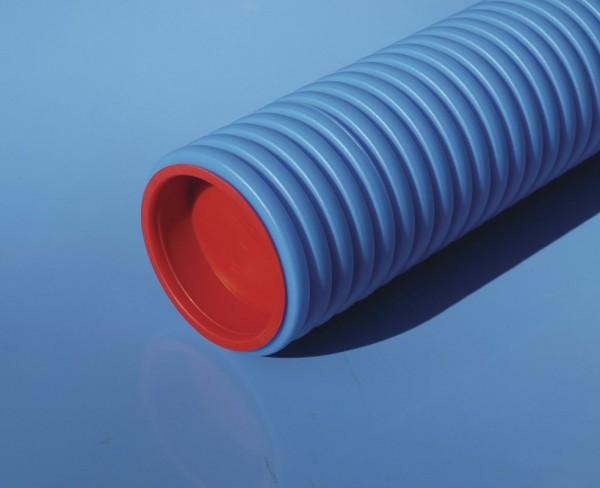 Potrubí Klimaflex - zakrytí konce zátkou