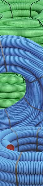 Klimaflex-potrubí pro rekuperace a vzduchotechniku