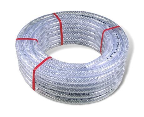 PVC hadice na vodu-čirá-ROSA