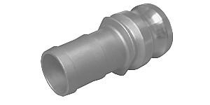 Kamlok adaptér E (hliníkový)