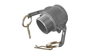 Kamlok rychlospojka-B (hliník)