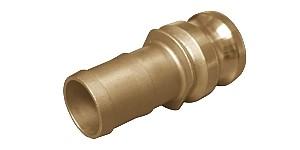 Kamlok adaptér E (mosaz)